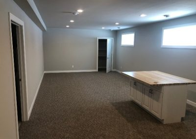 value of a basement remodel
